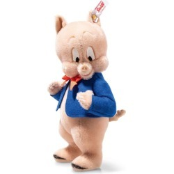 Steiff Porky Pig (23Cm) found on Bargain Bro India from Harrods Asia-Pacific for $271.55