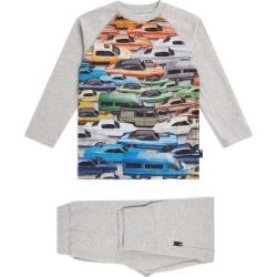 Molo Car Pyjama Set found on Bargain Bro from harrods.com for £45