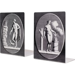Fornasetti Grandi Cammei Bookends found on MODAPINS from Harrods Asia-Pacific for USD $284.58