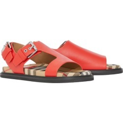 Burberry Kids Leather Buckled Sandals found on Bargain Bro from Harrods Asia-Pacific for USD $227.33