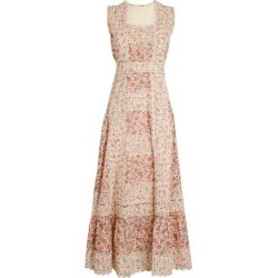 Etro Sleeveless Floral Dress found on MODAPINS from harrods.com for USD $2445.48
