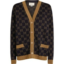Gucci Wool-RichGG Cardigan found on MODAPINS from harrods.com for USD $1195.28