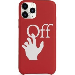 Off-White Hands Logo iPhone 11 Pro Case found on Bargain Bro UK from harrods.com