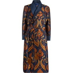 Daniel Hanson Paisley Silk Robe found on MODAPINS from harrods.com for USD $3251.21