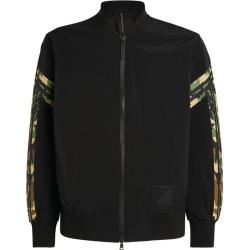 Neil Barrett Camouflage-Striped Bomber Jacket found on Bargain Bro UK from harrods.com