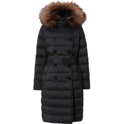 Burberry detachable hood padded coat found on Bargain Bro UK from harrods.com
