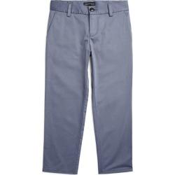 Emporio Armani Kids Slim Formal Trousers (4-16 Years) found on Bargain Bro UK from harrods.com