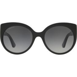 Gucci Rectangle Sunglasses found on Bargain Bro UK from harrods.com