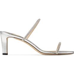 Jimmy Choo Brea 65 Suede Sandals