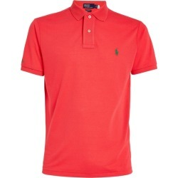 Polo Ralph Lauren Mesh Custom-Fit Polo Shirt found on GamingScroll.com from Harrods Asia-Pacific for $142.67