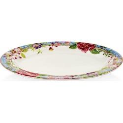 Gien Millefleurs Oval Platter (37cm) found on Bargain Bro UK from harrods.com