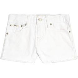 Ralph Lauren Kids Frayed Denim Shorts (7-16 Years) found on Bargain Bro UK from harrods.com
