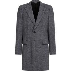 Dolce & Gabbana Wool-Blend Herringbone Coat found on Bargain Bro UK from harrods.com