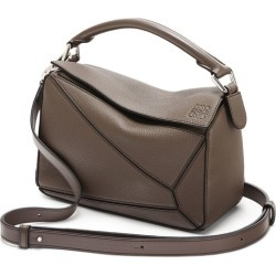 Loewe Small Leather Puzzle Bag found on Bargain Bro UK from harrods.com