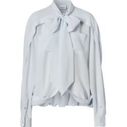Burberry Silk Blouse found on Bargain Bro from harrods (us) for USD $851.20