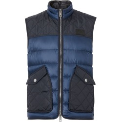 Burberry Puffer Gilet found on Bargain Bro from Harrods Asia-Pacific for USD $733.14