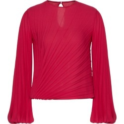 Valentino Pleated Blouse found on Bargain Bro UK from harrods.com