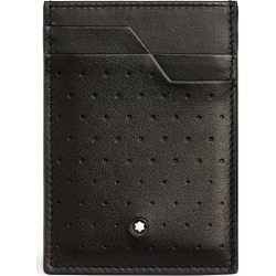 Montblanc Leather Urban Racing Spirit Card Holder found on GamingScroll.com from Harrods Asia-Pacific for $167.23