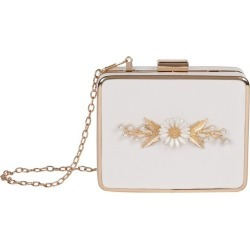 David Charles Filigree Daisy Box Clutch Bag found on Bargain Bro UK from harrods.com