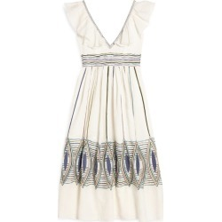 Le Sirenuse Positano Frida Embroidered Dress found on MODAPINS from Harrods Asia-Pacific for USD $1214.93