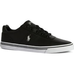 Polo Ralph Lauren Leather Hanford Sneakers found on Bargain Bro UK from harrods.com