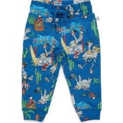 Stella McCartney Kids Flamingo Land Sweatpants (3-36 Months) found on Bargain Bro UK from harrods.com