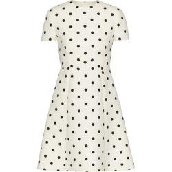 Valentino Polka-Dot Mini Dress found on Bargain Bro from Harrods Asia-Pacific for USD $1,504.37
