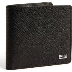 Boss Grained Leather Bifold Wallet found on GamingScroll.com from Harrods Asia-Pacific for $202.05