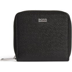 Boss Leather Zip-Around Wallet found on GamingScroll.com from Harrods Asia-Pacific for $256.03