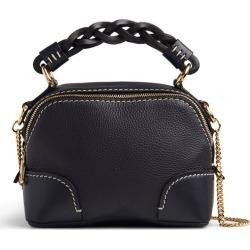 Chloé Mini Leather Daria Top-Handle Bag found on Bargain Bro UK from harrods.com