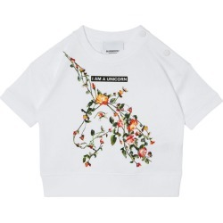 Burberry Kids Unicorn Montage T-Shirt (6-24 Months) found on Bargain Bro from Harrods Asia-Pacific for USD $147.77