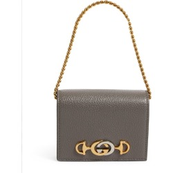 Gucci Leather Zumi Chain Wallet found on MODAPINS from harrods.com for USD $550.10