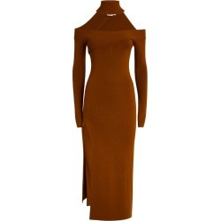 Monse Knitted Arch Dress found on MODAPINS from harrods.com for USD $1669.61