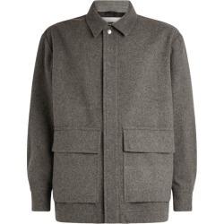 Jil Sander Wool Jacket found on MODAPINS from harrods.com for USD $1121.58