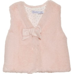 Patachou Faux Fur Gilet (6-24 Months) found on Bargain Bro UK from harrods.com