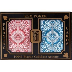 Kem Jumbo Double Deck Playing Cards found on Bargain Bro from harrods.com for £65