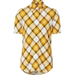 Burberry Cropped Check Print Shirt found on GamingScroll.com from Harrods Asia-Pacific for $1547.88