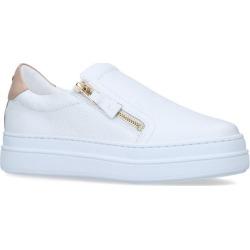 Carvela Leather Cash Slip-On Sneakers found on Bargain Bro UK from harrods.com