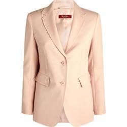 Max Mara Single-Breasted Wool Blazer found on Bargain Bro UK from harrods.com