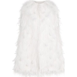 Huishan Zhang Feather Dahlia Cape found on MODAPINS from harrods.com for USD $4133.54