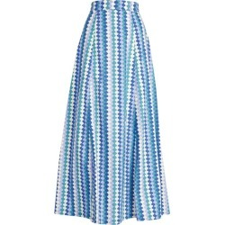 Le Sirenuse Positano Camille Que Onda Midi Skirt found on MODAPINS from harrods (us) for USD $337.00