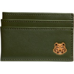 Kenzo Leather Icon Tiger Card Holder found on GamingScroll.com from Harrods Asia-Pacific for $105.78