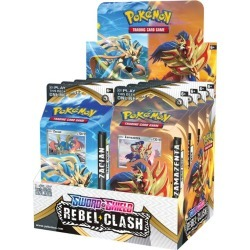 Pokemon Pokémon Sword & Shield Rebel Clash Theme Deck found on Bargain Bro India from Harrods Asia-Pacific for $22.45