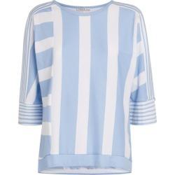 Louis Feraud Block Striped Pyjama Top