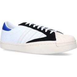adidas Leather Yohji Star Sneakers found on Bargain Bro UK from harrods.com