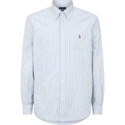 Polo Ralph Lauren Stripe Oxford Shirt found on Bargain Bro UK from harrods.com