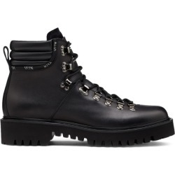 Valentino Valentino Garavani Leather Vltn Hiking Boots found on Bargain Bro India from Harrods Asia-Pacific for $1126.82