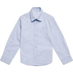 Boss Kids Cotton Logo Shirt found on Bargain Bro UK from harrods.com