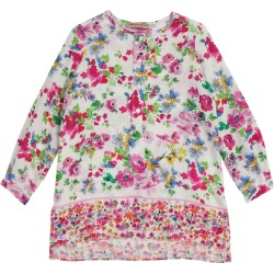 Ermanno Scervino Junior Floral Blouse found on Bargain Bro India from Harrods Asia-Pacific for $179.44