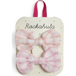 Rockahula Gingham Bow Hair Clips (Set Of 2) found on Bargain Bro from Harrods Asia-Pacific for USD $5.87